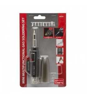 Set de lipire cu gaz 3in1 mini Fahrenheit