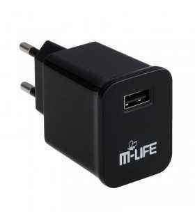 Alimentator priza USB 2A M-Life