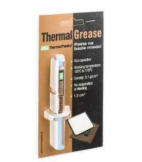 Pasta termoconductoare pe baza de cupru 3.1 W/m.K. 1.5ml (3.5gr) AG TermoPasty
