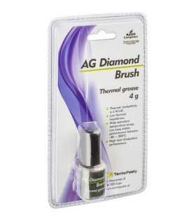 Pasta termoconductoare AG Diamond Brush 4 W/m.K 4gr AG TermoPasty