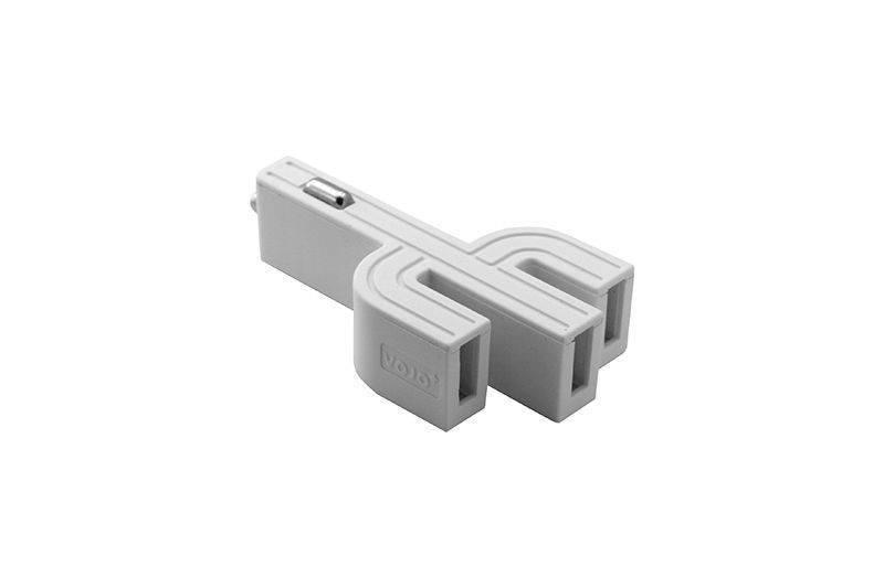 Adaptor USB My-Cactus 3A Alb