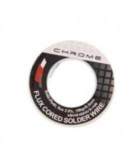 Fludor 100gr 0.5mm Flux 2% SN60 PB40 Chrome