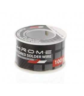 Fludor 100gr 0.5mm Flux 2% SN60 PB40 Chrome