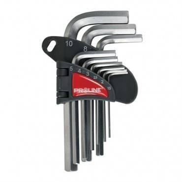 Set chei negative CR-VA 1.5-10mm 9 piese Proline