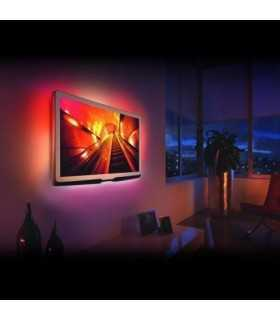 "Set banda LED iluminare fundal TV cu telecomanda 40""-60"" Phenom"