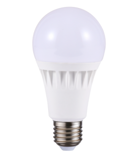 Bec cu led A65 E27 18W 230V lumina naturala 4000K 1900lm Well