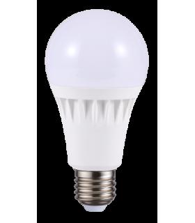 Bec cu led A65 E27 18W 230V lumina calda 3000K 1900lm Well