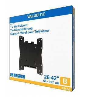 """Suport TV de perete 26-42""""/66-107cm 35kg Valueline"""