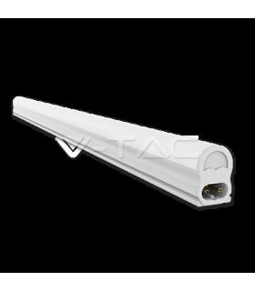 Corp T5 60cm cu intrerupator 3000K alb cald V-tac