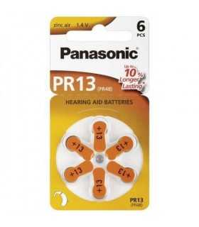 Baterii aparate auditive V13 Panasonic