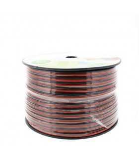 Cablu difuzor rosu/negru 2x4mm Well