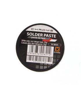 Pasta decapanta lipire suprafete placate cu argint zinc nickel 20gr Chrome