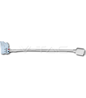 Conectori cu fir flexibil banda LED pentru SMD 3528 RGB cu pini V-TAC