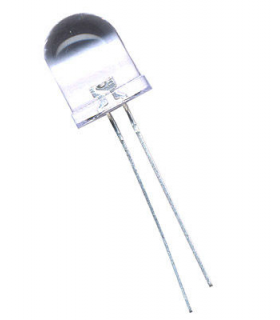 LED 10mm 12V alb