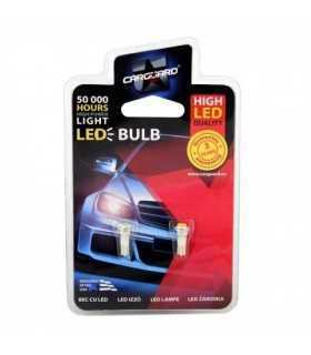 LED SMD de bord T5 12V 0.25W 18lm set 2buc Carguard
