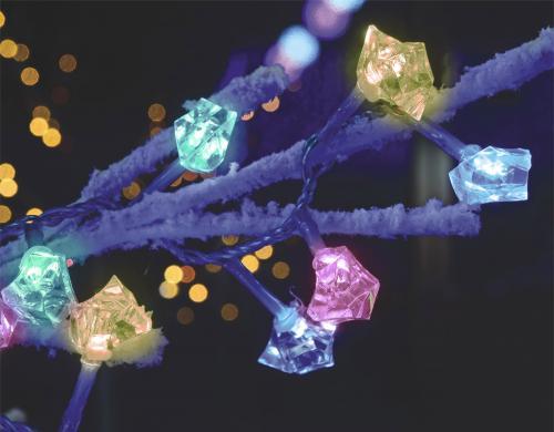 Ghirlande luminoase de Craciun