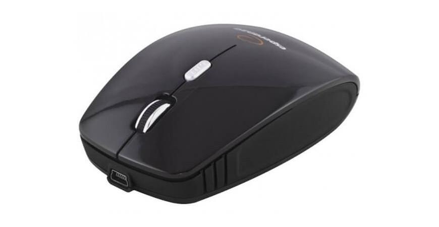 Mouse optic 4D wireless cu functie de incarcare EM121K ESPERANZA